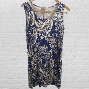 Chico's Sleeveless Mid-length Dress